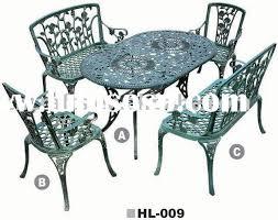 Aluminium Patio Sets Aluminum Garden Chairs U2013 Home Design And Decorating