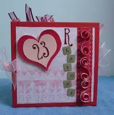 juhi u0027s handmade cards say it with hearts