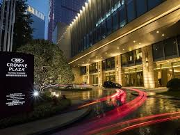 Riverside Light Show by Hotel Crowne Plaza Fuzhou Riverside China Booking Com