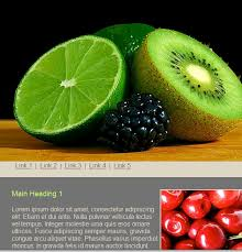 fruit by mail free email templates groupmail website