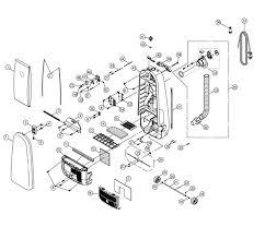riccar 8955 parts u0026 vacuum repair diagrams
