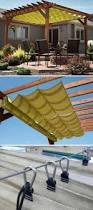 Bunnings Cantilever Umbrella by Best 25 Deck Canopy Ideas On Pinterest Outdoor Patio Canopy