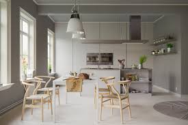 danish dining room set dining room simple scandinavian dining room features molded wood