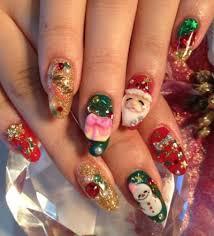 15 christmas 3d nail art designs u0026 ideas 2016 holiday nails