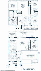 verona a new home floor plan at the reserve by homes by westbay