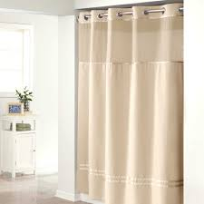 84 hookless fabric shower curtain shower pics 84 inch hookless