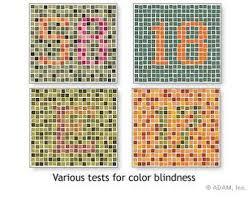 Free Online Color Blind Test For Adults Color Blind Vision Care Ebay
