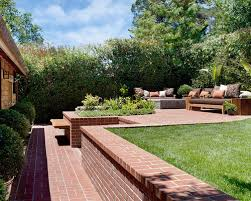 Tiered Backyard Landscaping Ideas Tiered Backyard Landscaping Ideas Two Tiered Backyard Home
