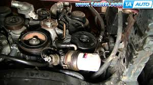 2003 toyota tundra alternator how to replace toyota tundra timing belt 2002 v8 disassemble front