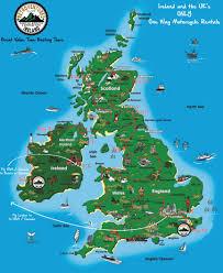 map uk ireland scotland ireland to uk one way motorcycle rentals