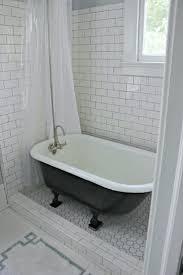 astonishing clawfoot tub glass shower enclosure images ideas