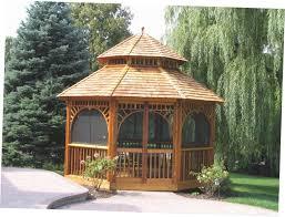 wood gazebo kit belair wood gazebo kit wooden gazebo plans and