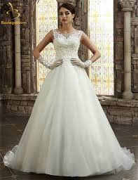 organza wedding dress bealegantom white a line organza wedding dresses 2017 beaded