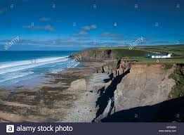 Beach House Bude by Bude Cornwall Stock Photos U0026 Bude Cornwall Stock Images Alamy