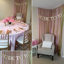bridal shower decor lovely ideas diy bridal shower decorations best 25 on
