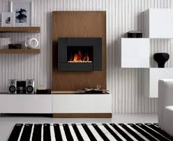 Wall Mounted Fireplaces Electric by Wall Mounted Electric Fireplace For Limited Room Size And Modern