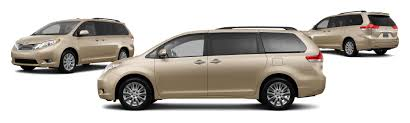 2013 toyota sienna limited 7 passenger 4dr mini van research