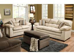 Oversized Loveseat With Ottoman Oversized Loveseat Sushil