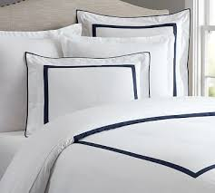 Duvet Twin Cover Twin Organic Duvet Cover Pottery Barn