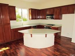 how can i modernize this woody kitchen