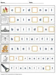 free worksheets spelling worksheets for kids free math