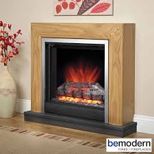 Costco Electric Fireplace Bemodern Devonshire Electric Fireplace Suite In Natural Oak Finish