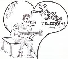 cheap singing telegrams season of or season of singing telegrams the bulldog tribune