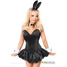Bunny Halloween Costume Playful Bunny Costume 139 Polyvore Featuring