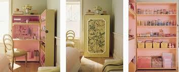 bureau dans une armoire a desk in the closet home decor mydecolab