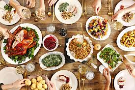 thanksgiving tips for different diets