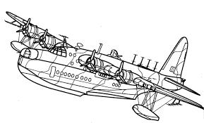 dessin ã colorier avion 3 ans
