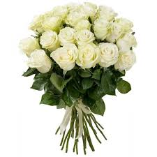 Roses Bouquet White Roses Bouquet Is A Premium Class Bouquet The Best Flowers