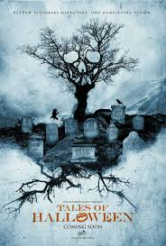 advance review trevor parker takes on tales of halloween