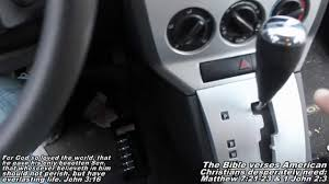 not shifting shifter problem