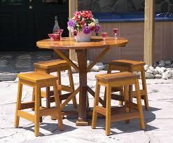 atponds red cedar patio furniture