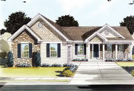 single story charmer 3949st architectural designs house plans