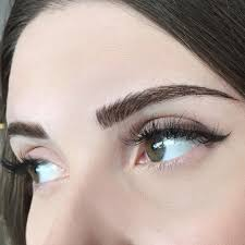 Eyebrow Threading Vs Waxing What Is Eyebrow Embroidery Here U0027s What You Need To Know