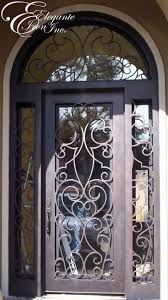 Metal Front Doors For Homes With Glass by 72 Best Double Entry Doors Images On Pinterest Front Doors