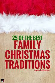 25 of the best family traditions your family will remember