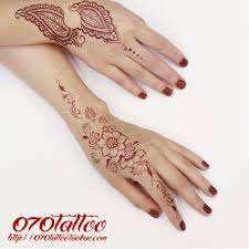 2pcs set india henna tattoo temporary mehandi tattoos sticker