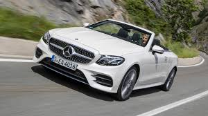 2018 mercedes benz e class cabriolet first drive four season droptop