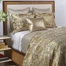 Overstock Duvet Art Of Home From Ann Gish Gold Scratch Duvet Set Free Shipping