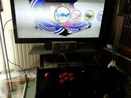 arcade en bois construire son panel 2 joueurs pour module arcade xin mo ian u0027s