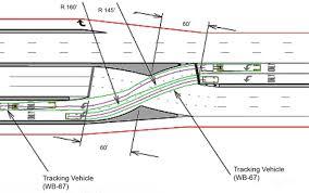 displaced left turn interchange fhwa hrt 09 056