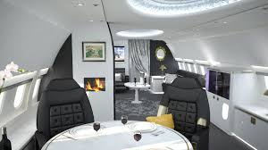 20 private plane interiors nicer than your house private jets