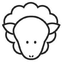 sheep coloring pages surfnetkids