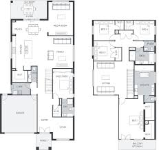 Sorrento Floor Plan Sorrento 45 Display Homes Orbit Homes