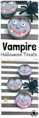 easy vampire halloween treats kids craft room