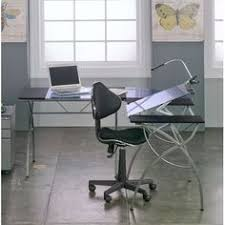 Studio Designs Avanta Drafting Table Avanta Drafting Table Silver Blue Glass Check This Awesome