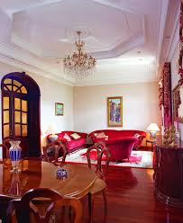dining room room blue design luxury looking combined living room